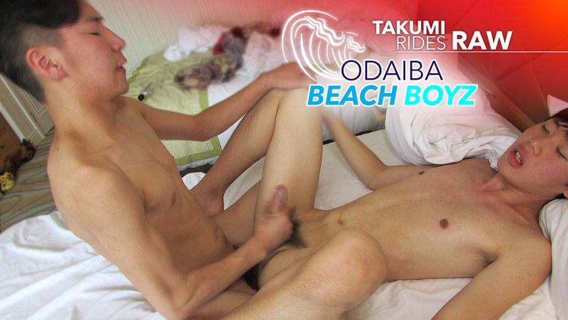 ODAIBA BEACH BOYZ: TAKUMI RIDES RAW